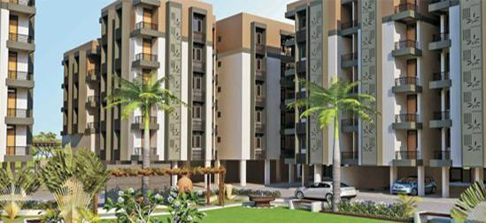 Shraddha Pioneer in Ahmedabad 1 BHK  2 BHK  3 BHK Luxurious Apartments & Shops by JBL Buildcon Co