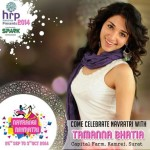 South Indian Actress Tamanna Bhatia Will be in Surat at NAVRANG NAVRATRI 2014 in Capital Farm Kamrej Surat