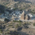 Taranga Hill Jain Temple in Mehsana Gujarat