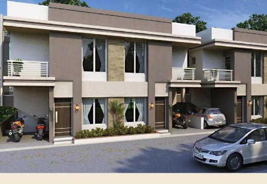 Tulsi Villa Vadodara - 3 BHK Luxurious Duplex at Atladra Padra Road Vadodara