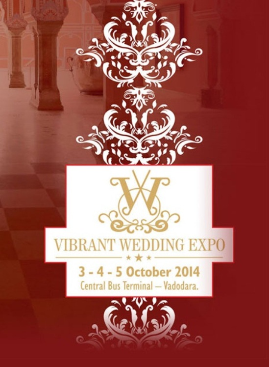 Vibrant Wedding Expo 2014 in Vadodara at Veb Transcube Plaza Central Bus Terminal