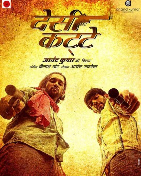 Desi Kattey Hindi Movie Release Date 2014