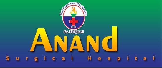 Anand Surgical Hospital at Naroda Road Ahmedabad Gujarat