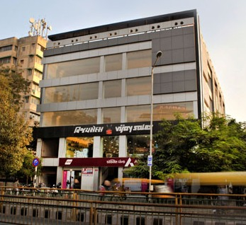 Business Square in Ahmedabad by Arya Hariyani Design & Infrastructure Pvt Ltd