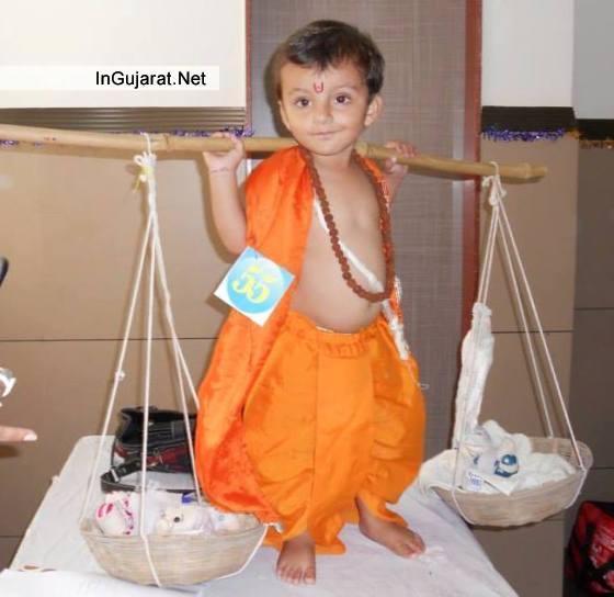 "Cute Boy ""Prince Boricha"" Winner of JCI Healthy Baby Competition Organized in Rajkot Gujarat"