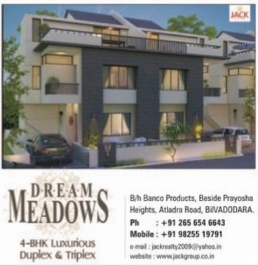 Dream Meadows in Vadodara by Jack Group