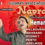 Gujarati Association of Australia Celebrates Navratri Festival in Perth 2014 with Hemant Chauhan