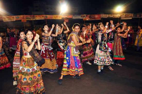 New Sahiyar Presents Navratri Raas Garba Mahotsav 2014 in Rajkot