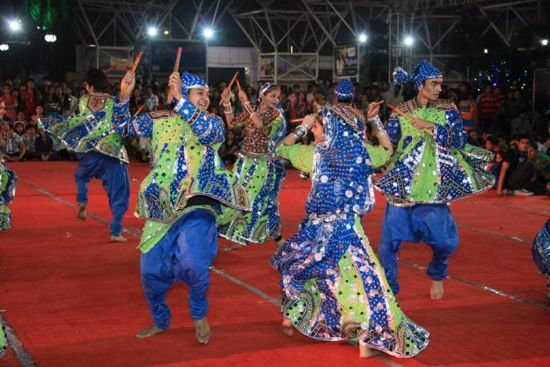 Payal Cultural Club Presents Payal Navratri Mahotsav 2014 at Rajkot