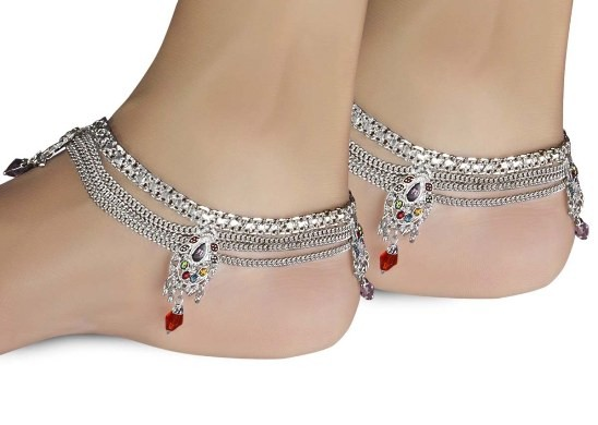 Popular Art Jewellers Rajkot Presents Popular Silver PAYAL MELA in September 2014.jpg