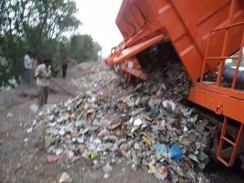 Railway Track Cleaning Machine New Delhi Railway Division