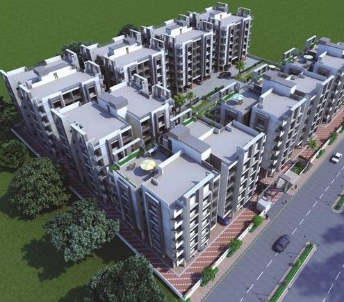 Ratnaraj Green in Ahmedabad by Radhe Developers