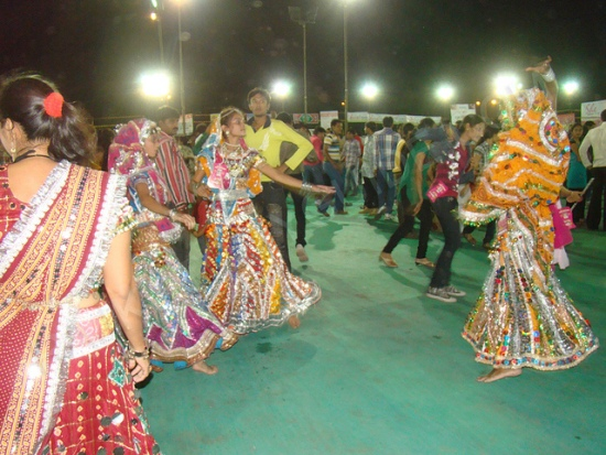 Sahiyar Club Organize Sahiyar Navratri Mahotsav 2014 at Rajkot