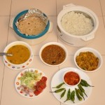 Santoshi Food and Caterers at Satellite Ahmedabad