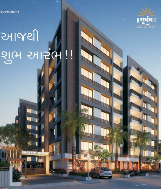 Suryam Grace in Ahmedabad by Suryam Group