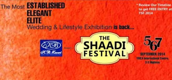 The Shaadi Festival 2014