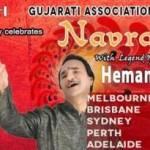 Yuva Gujarat Australia Celebrates Navratri Festival in Brisbane 2014 with Hemant Chauhan on September