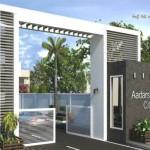 Aadarsh City in Rajkot – 2 BHK Flats – 3 BHK & 4 BHK Luxurious Bungalows Township by Aadarsh Group