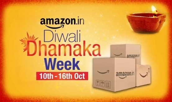 Amazon Online Store Offers Diwali Dhamaka Week from 10th - 16th Oct 2014.jpg