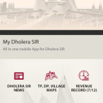 Android Application Launch for Dholera SIR – Mobile App for Latest News