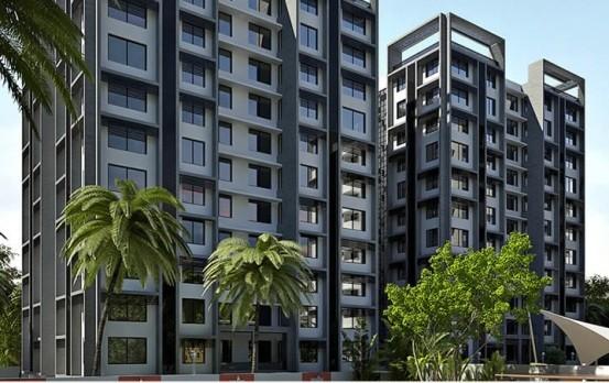 Ashray Group Rajkot Presents The Courtyard - 2 BHK & 3 BHK Apartments at Ambika Township Road Rajkot.jpg