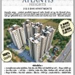 Atlantis Heights 2 & 3 BHK Apartments in Rajkot by Atlantis Developers