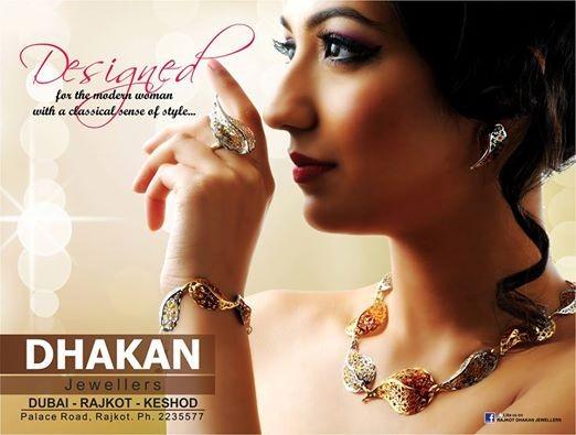 Dhakan Jewellers Rajkot - Dhakan Jewellery Showroom Address Contact No