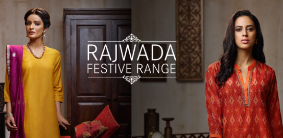 Fabindia in Rajkot – Rajwada Festive Range of Apparel Jewellery Home at Crystal Mall