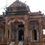 Famous Kaman Jain Temple in Kaman Village near Vasai Mumbai