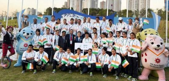 Full List of Indian Asian Games 2014 Medal Winners
