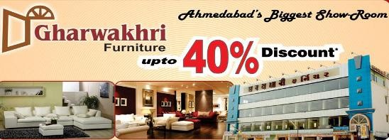 Gharwakhri Furniture in Ahmedabad