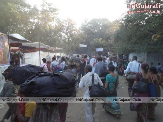 Girnar Lili Parikrama Junagadh 2014 - Lili Parikrama Route - Images - Photos