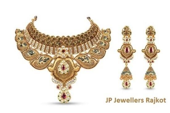 JP Jewellers Rajkot - JP Jewellery Showroom Address - Contact No