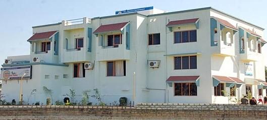 Krishna Park Resort in Diu - Lake Garden Hotel and Resort at Diu