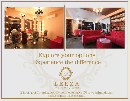 Leeza The Family Salon in Ahmedabad