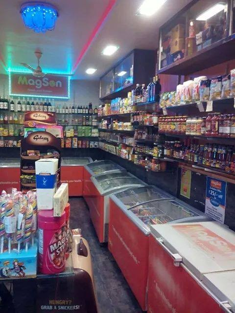 Magson Fresh and Frozen International Premium Food Products Shop in Rajkot at Amin Marg
