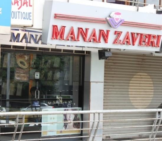 Manan Zaveri in Ahmedabad