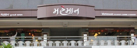 Mehmaan Gujarati Thali in Ahmedabad