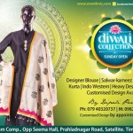 Om Ethnic The Fashion Design Studio in Ahmedabad – Diwali Collection in Ahmedabad by Dipali Parikh