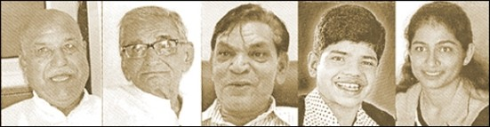 Phulchhab Award 2014 to FIVE Selected People of Saurashtra