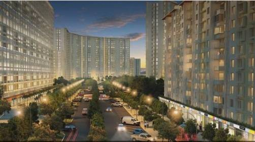 Savvy Swaraaj Sports Living Phase 1 & Phase 2 - 2 & 3 BHK Apartments at Jagatpur Ahmedabad.jpg