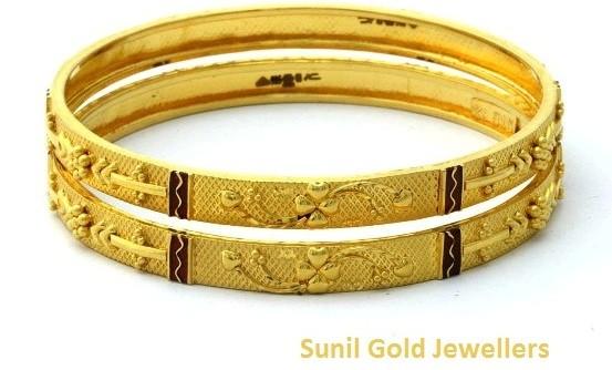 Sunil Gold Jewellers Showroom in Rajkot at Palace Road