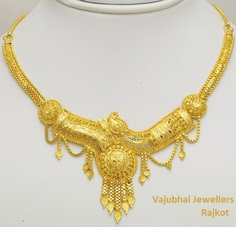 Vajubhai Jewellers Rajkot - Vajubhai Jewellers Showroom Address Contact No
