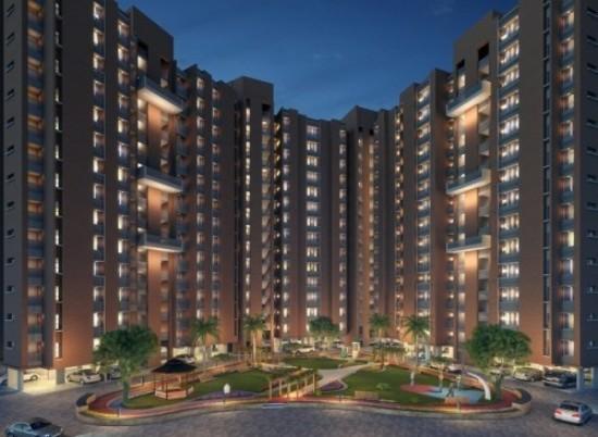 YASH ARIAN Ahmedabad - Residential 2 & 3 BHK Flats & Commercial Showrooms at New Gurukul.jpg