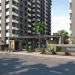 Apple Elegance – 2 BHK Apartments at Kalawad Road Rajkot by Vraj Developers