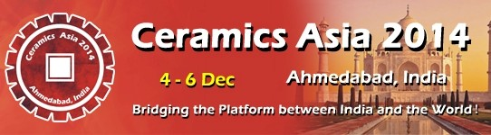 Ceramics Asia 2014 Exhibition Ahmedabad