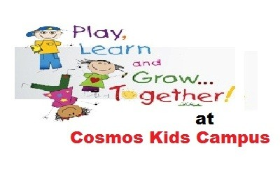 Cosmos Kids Campus in Ahmedabad