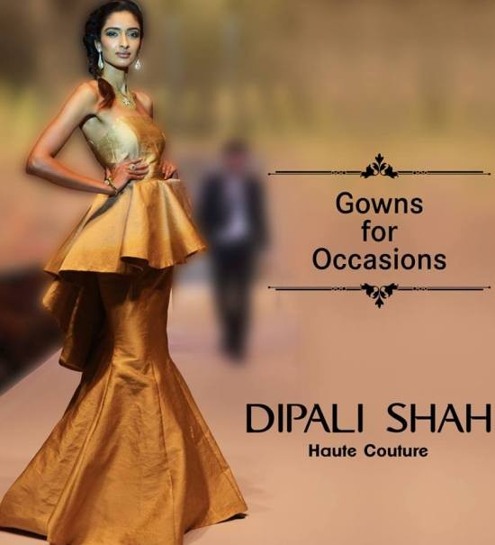 Dipali Shah Haute Couture  Fashion Designer in Ahmedabad