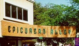 Epicurean Alley Restaurant in Ahmedabad