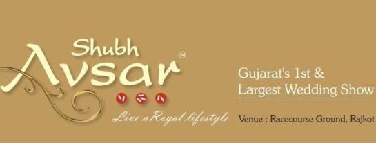 Gujarat's Largest Wedding & Jewellery Exhibition in Rajkot 2015 by Shubh Avsar